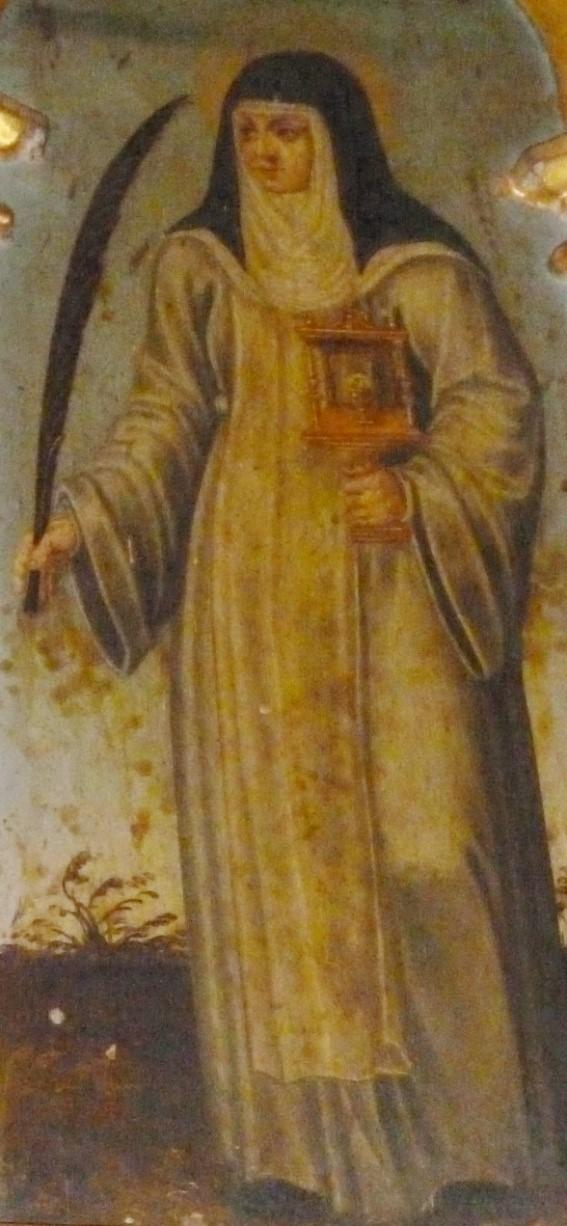 Icono Santa Clara